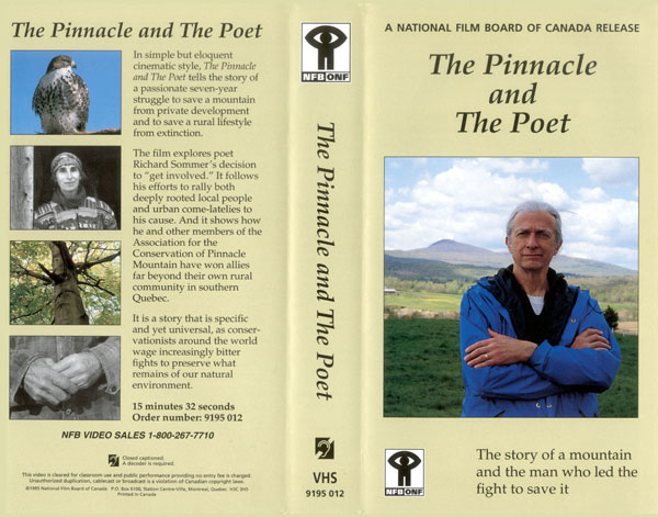 front cover pinnacle and poet